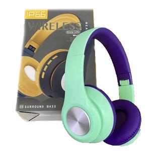 AURICULAR BLUETOOTH SD P66 Headphone