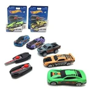 Hot Wheels Auto Key Cars Con Llave Lanzadora