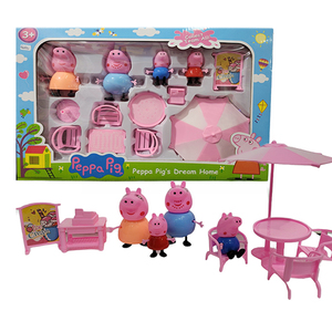 Set Peppa Pig Dream Home Family