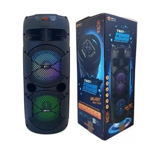 Parlante Portatil Oryx T601 Pro Inalámbrico Karaoke