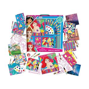Súper Set Creativo Princesas Disney
