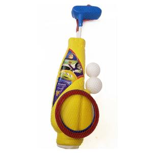 Set Golf De Juguete Toy Story Palos-Pelotas-Porta Pelotas
