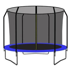 Cama Elastica 2,44 mts Soporta hasta 120 kg.