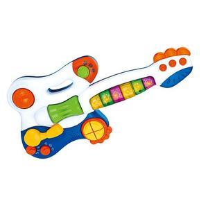 Guitarra Eléctrica Didáctica Bebe con Luces, Sonidos