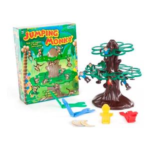 Juego De Mesa De Jumping Monkey Ditoys