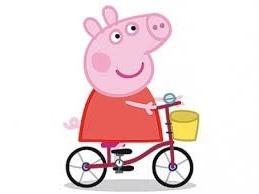 Pig Para Original 12 Gusbabys Rodado De Bicicleta A Peppa Niñas 2 hdsQrxCt