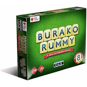 Juego de Mesa Burako Rummy