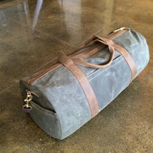 Olive duffel  0012 layer 4