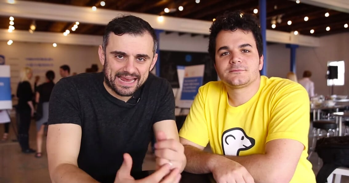 Gary Vaynerchuk and Meerkat Founder, Ben Rubin at SXSW 2015