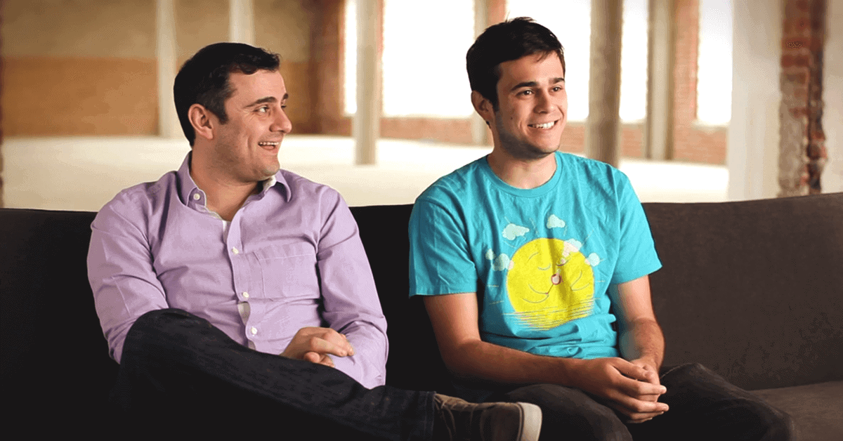 Gary and AJ Vaynerchuk, founders of VaynerMedia