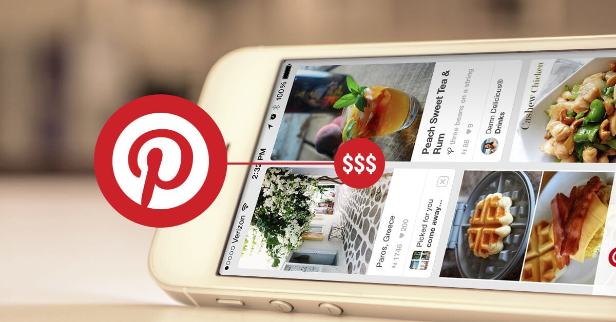 Pinterest ads are here!