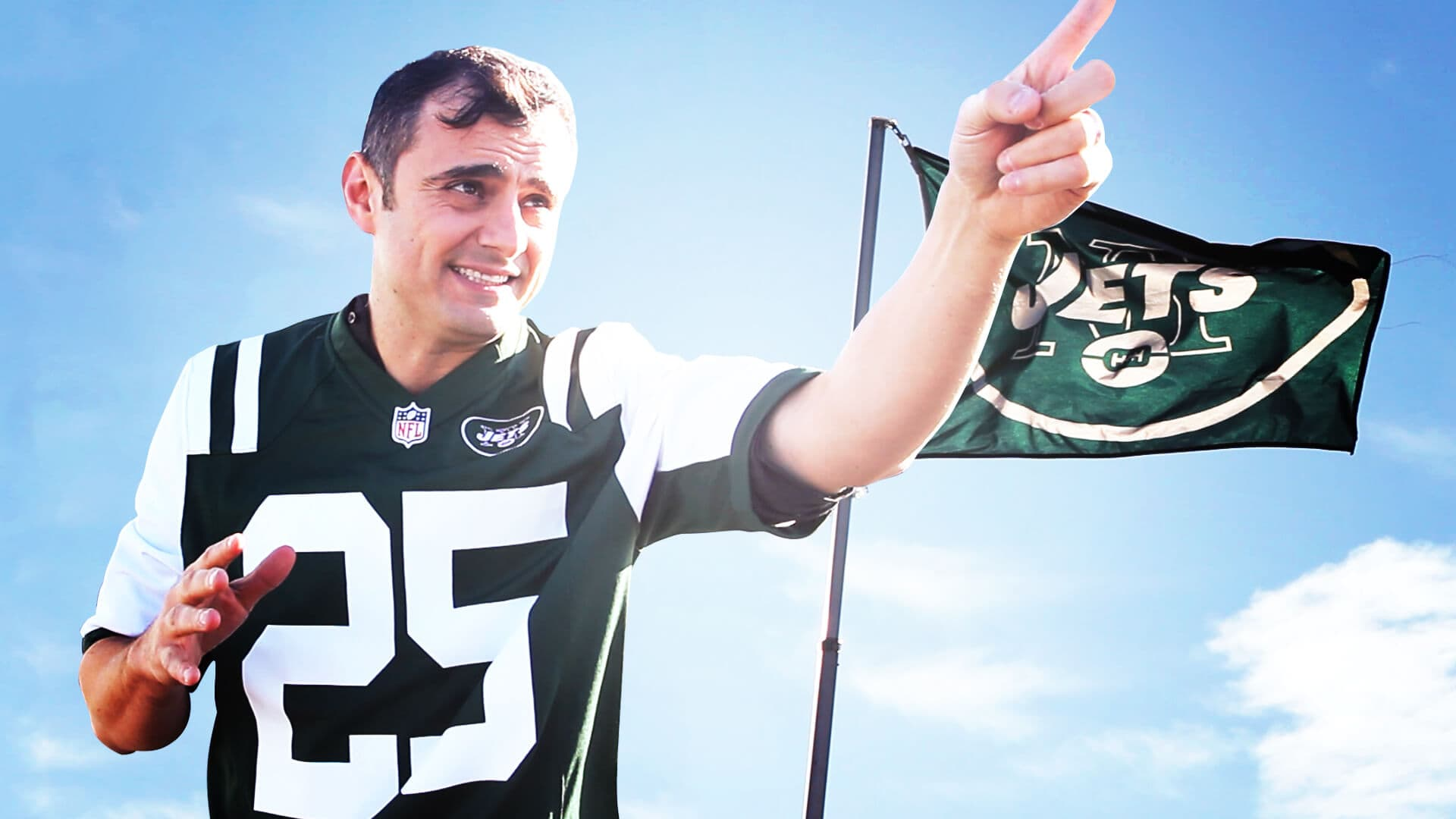 Gary Vaynerchuk and the New York Jets