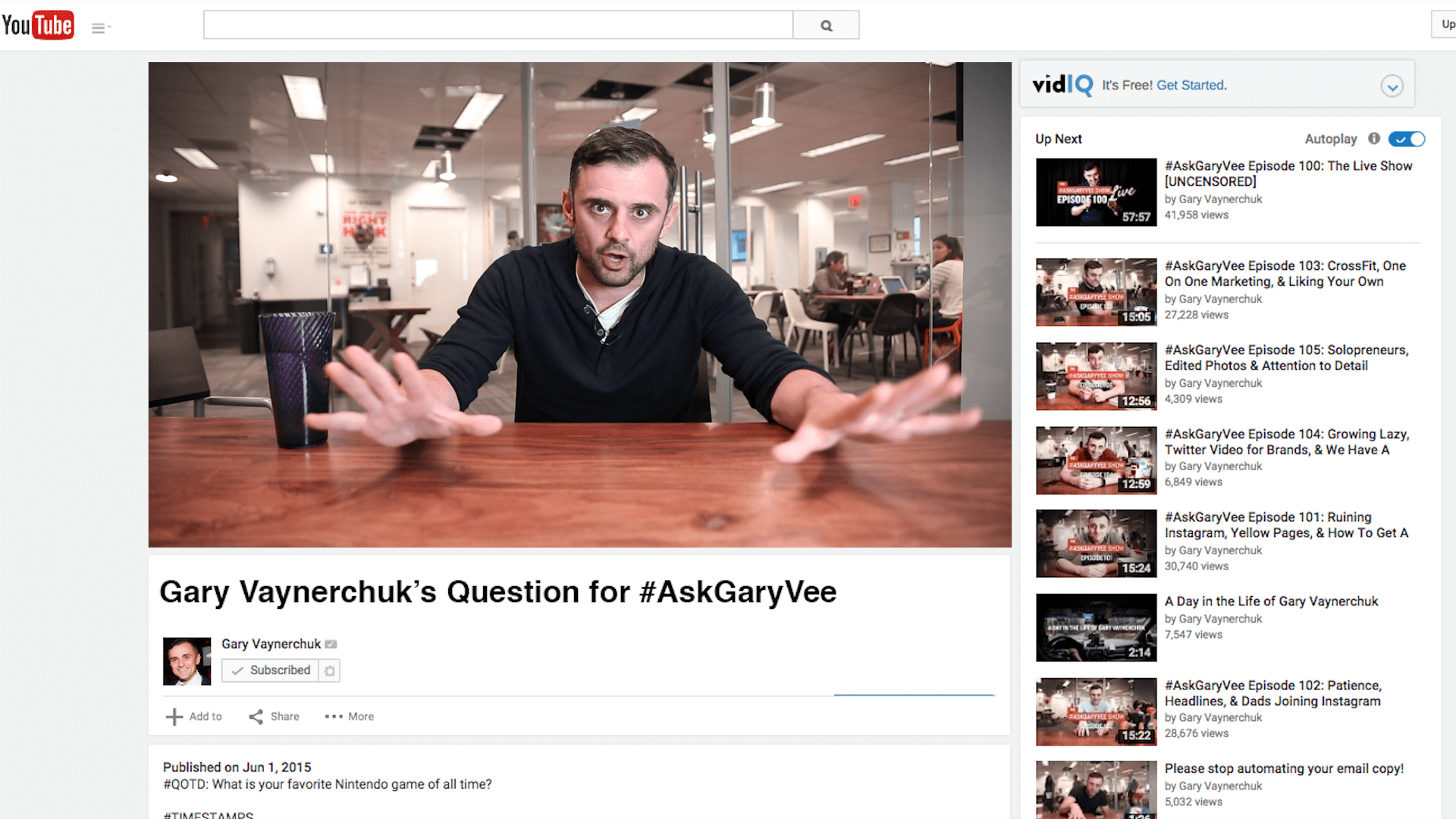 #AskGaryVee Episode 107