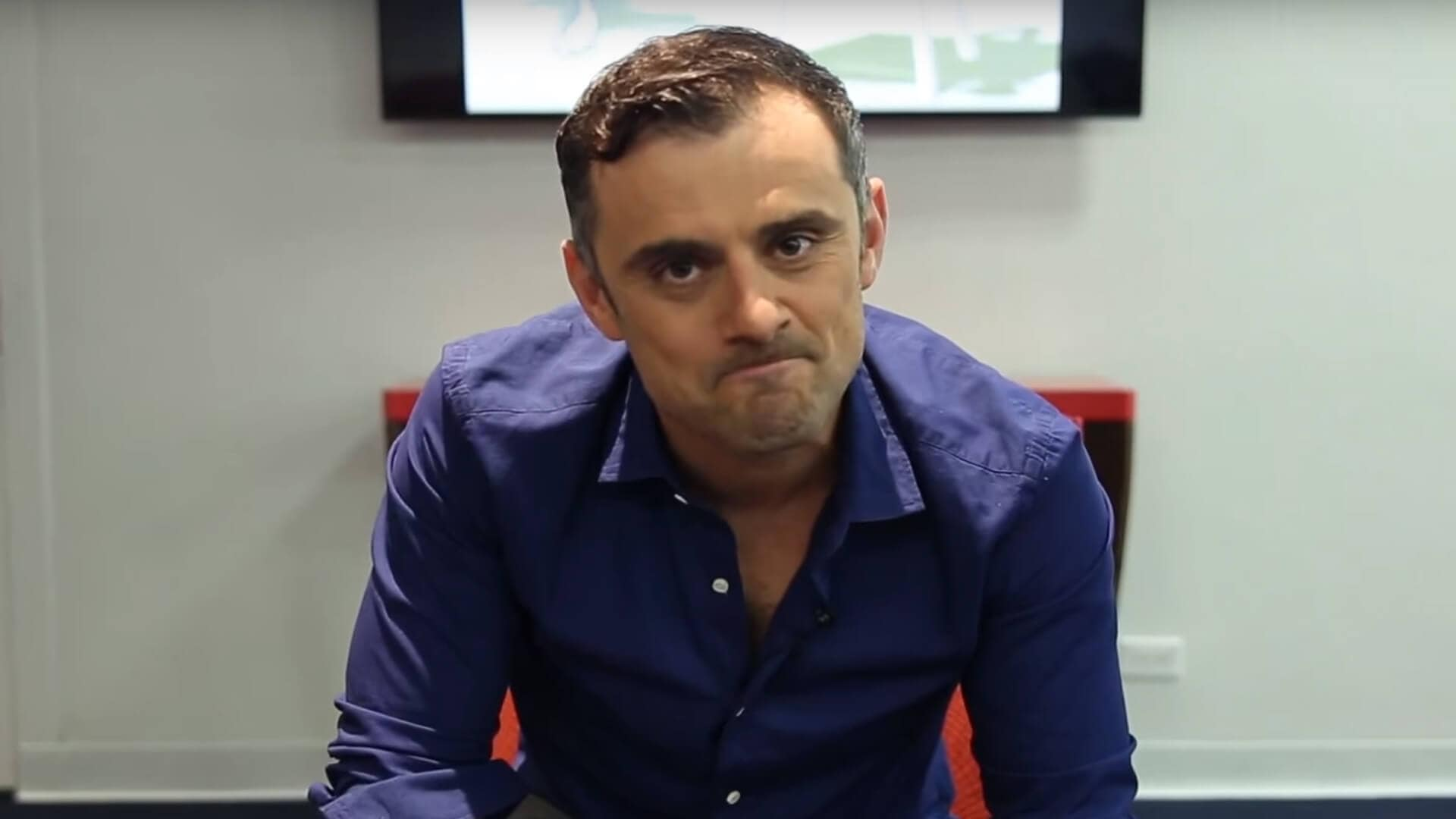 Gary Vaynerchuk about to go on TV