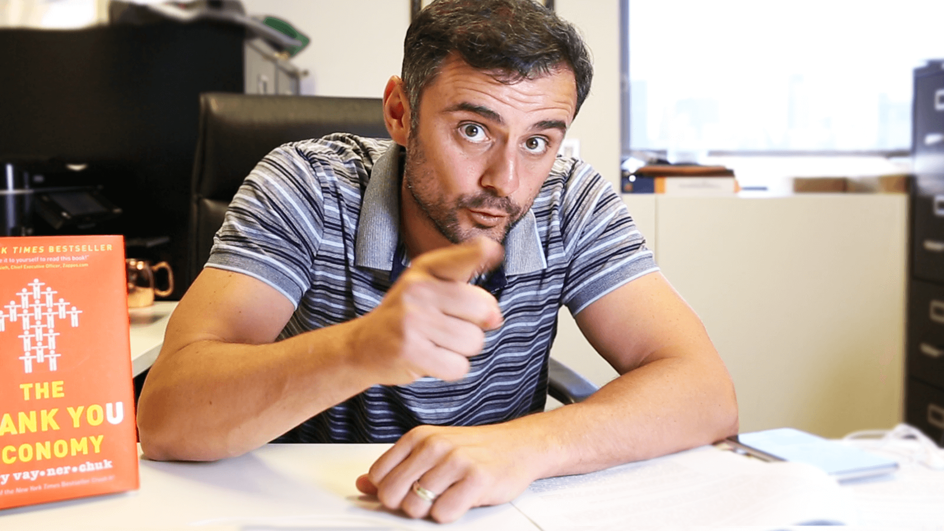 Gary Vaynerchuk with Thank You Economy