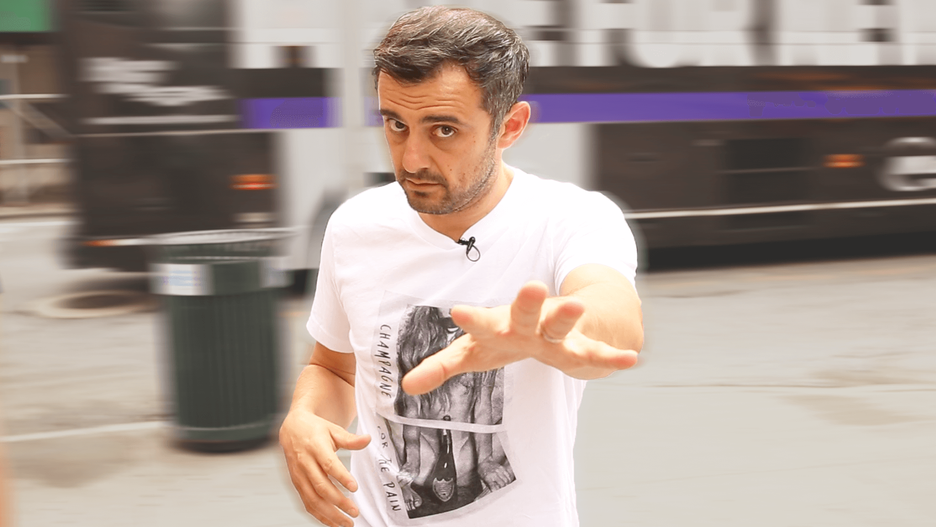 Gary Vaynerchuk in New York City
