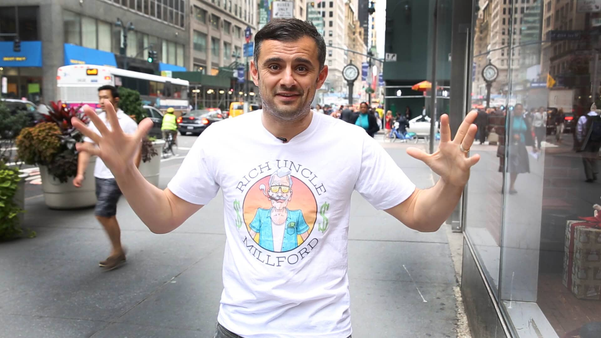 AskGaryVee Episode 142 in New York City