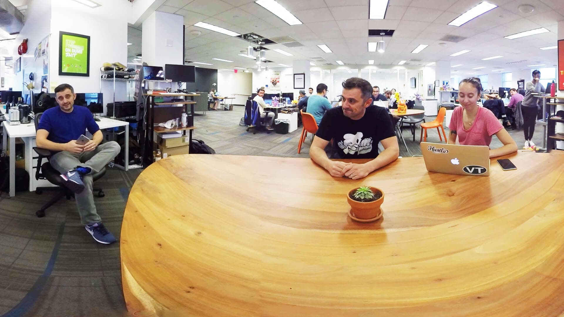 AskGaryVee Episode 151 360degree video