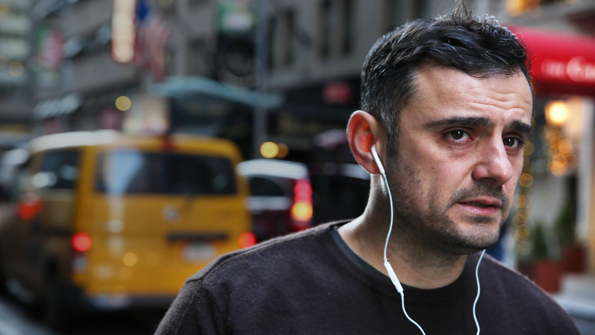 Gary Vaynerchuk in New York