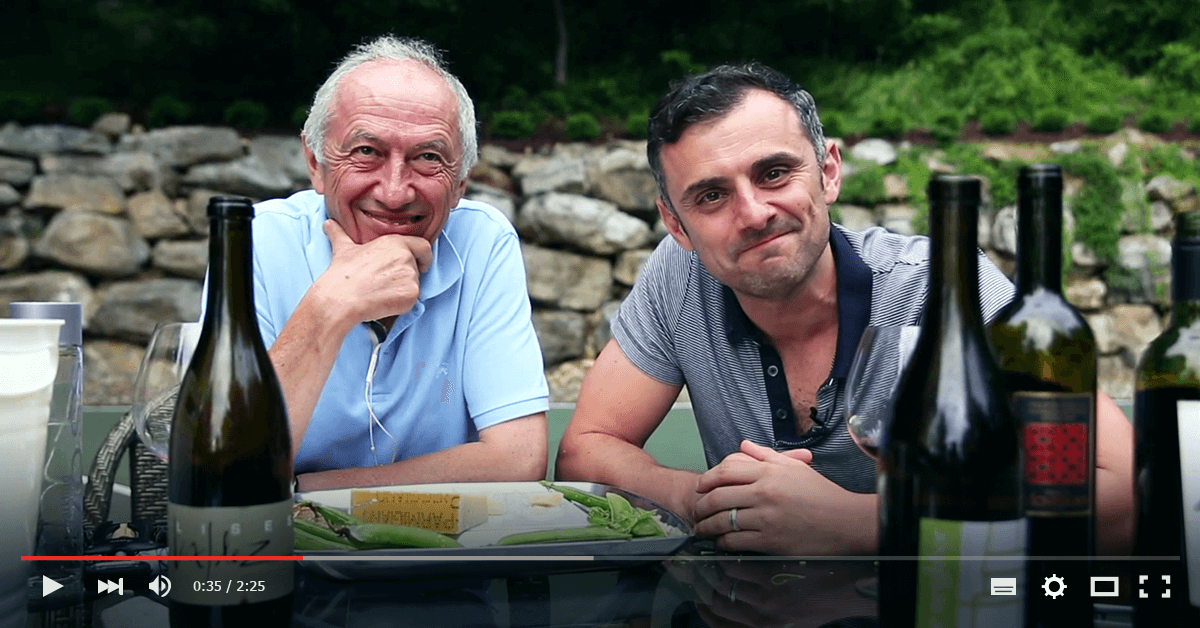 Garyvee and his dad answer questions on AskGaryVee