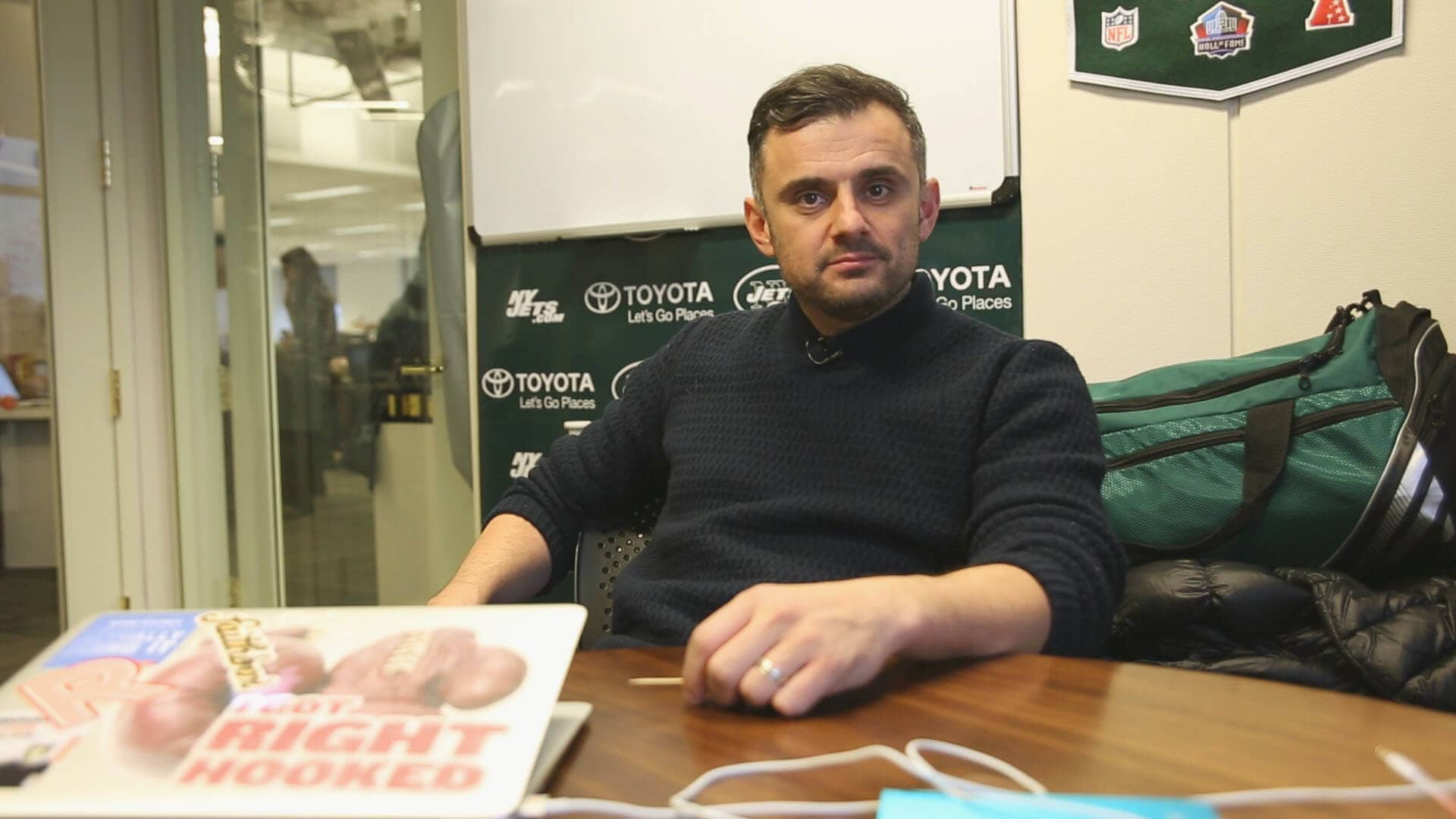 Gary Vaynerchuk talks about franchise businesses, Snapchat, IFTTT and Daymond John.