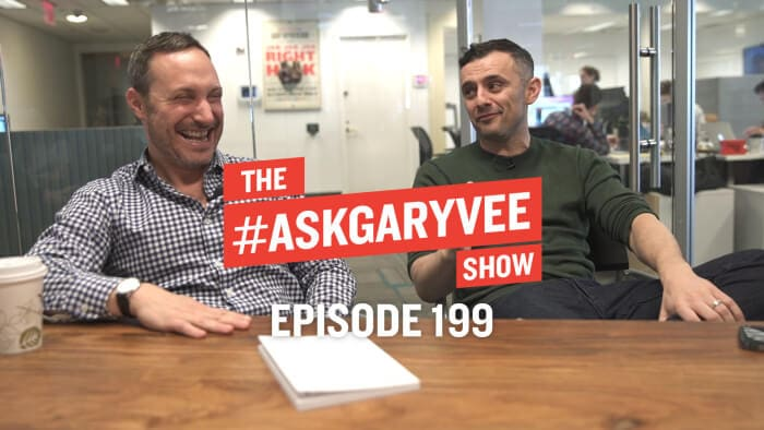 #AskGaryVee Episode 199 with Brad Grossman