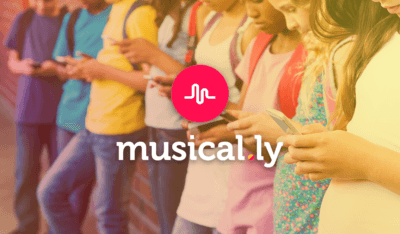 Millions of tweens are on musical.ly