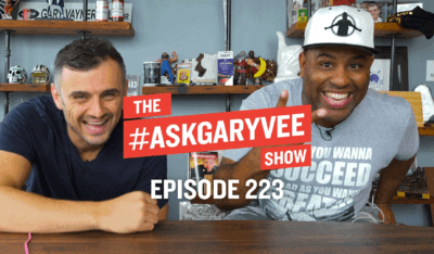 #AskGaryVee Episode 223 with Eric Thomas
