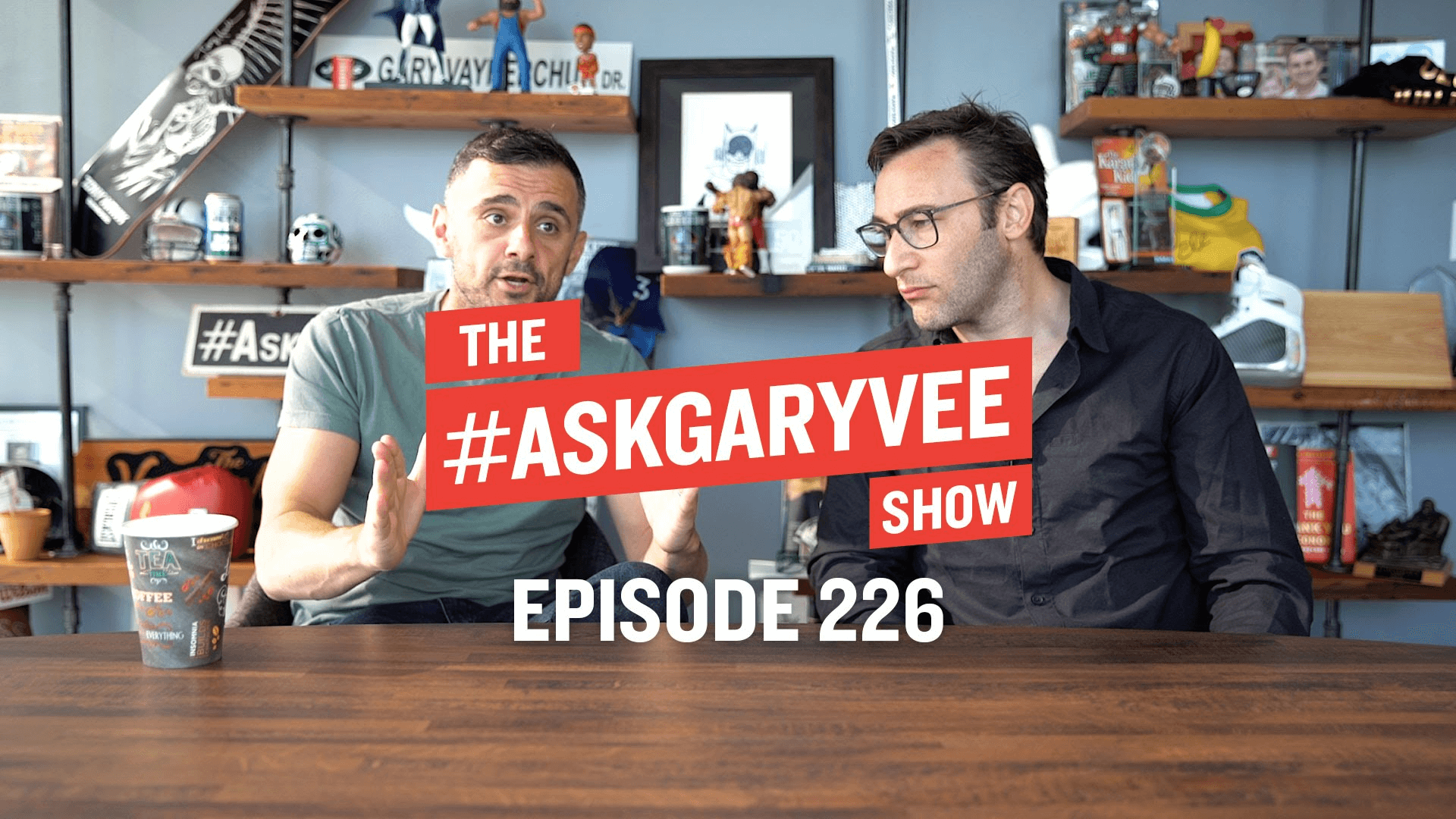 #AskGaryVee Episode 226 with Simon Sinek