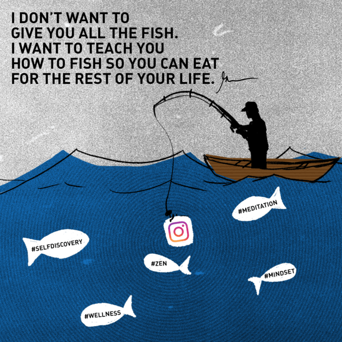 Fishing On Instagram Will Grow Your Business