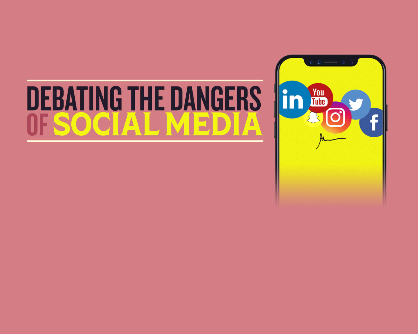 Social Media's Negative Effects on Kids: A Platform or Parenting