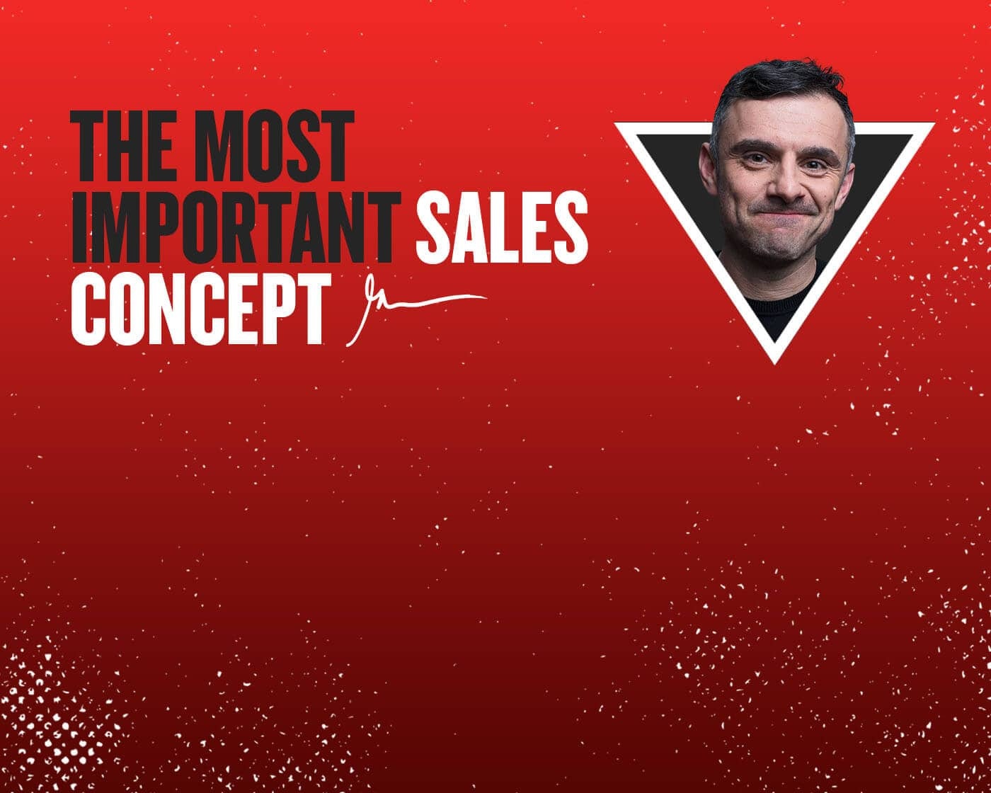 The Most Important Concept for Sales Success in 2019