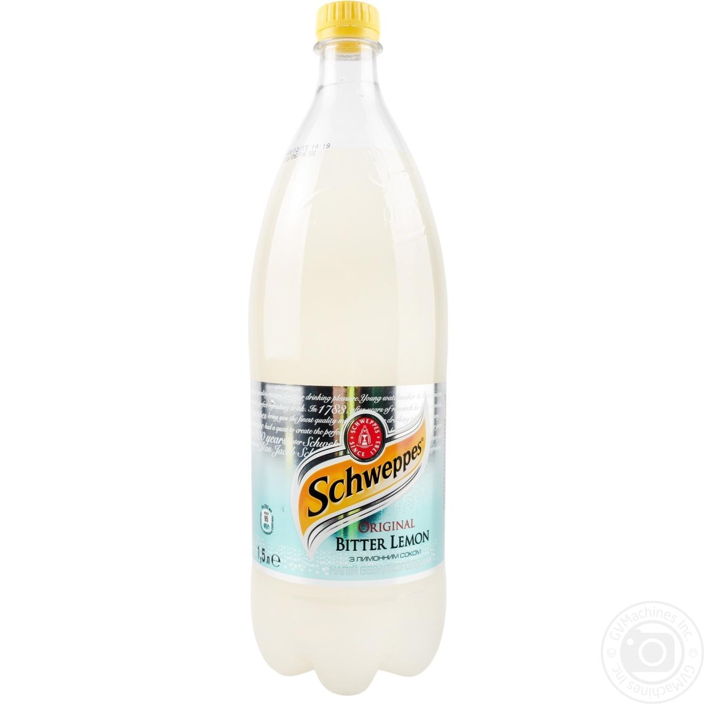 Тоник Швепс Лимон 1500мл