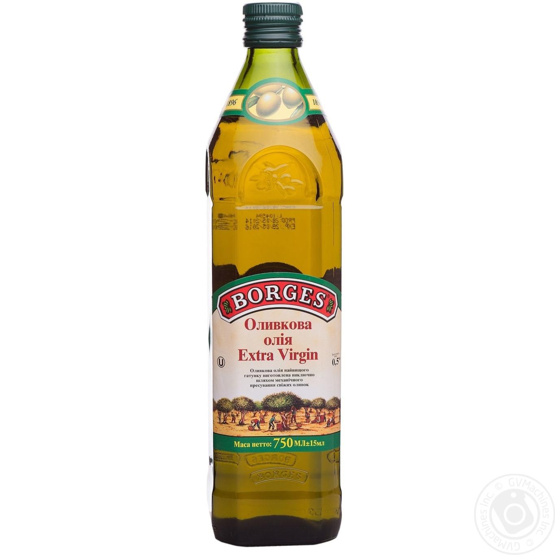 Масло Боргес оливковое экстра вирджин 750мл