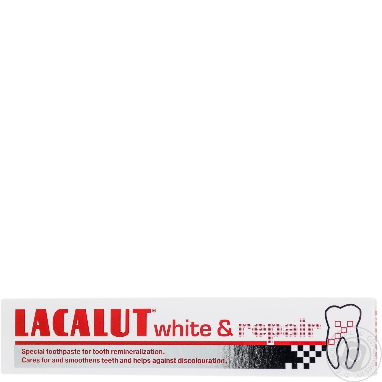 LACALUT  ЗП WHITE&REPAIR 75МЛ
