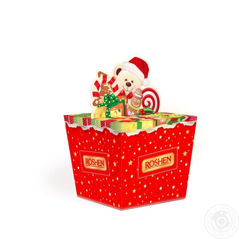 Новогодний подарок Рошен №6 Новогодний праздник 409г