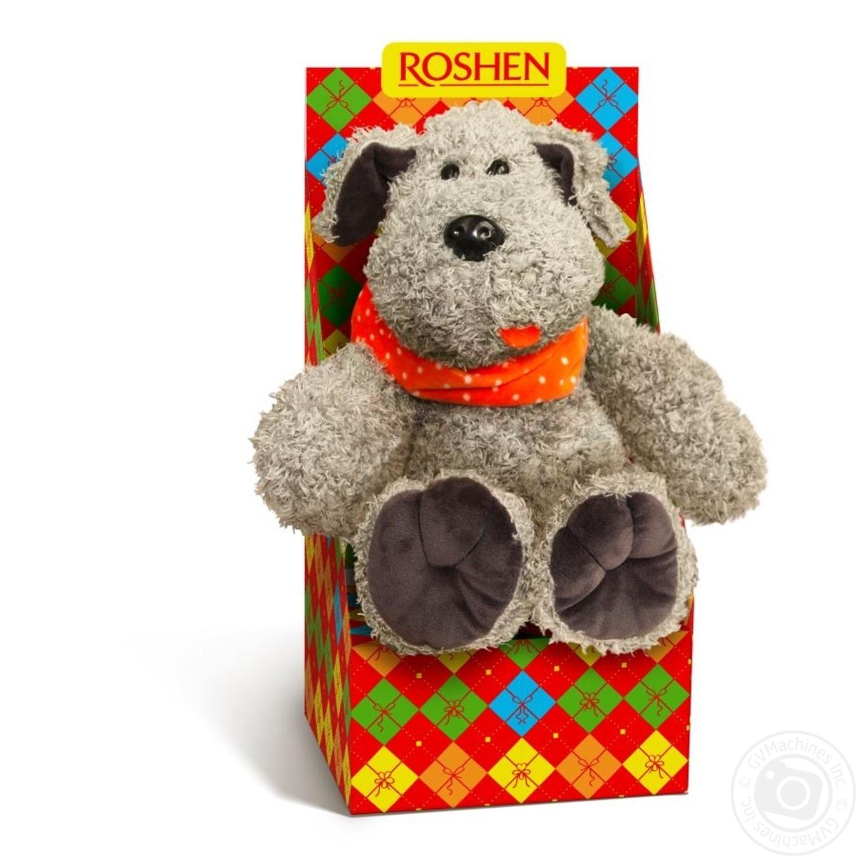 Новогодний подарок Рошен №16 Песик Бублик 446г