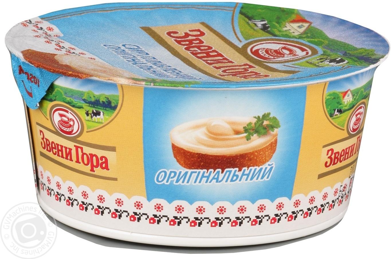 Сыр Звени Гора плавленый пастообразный оригинальный 175г