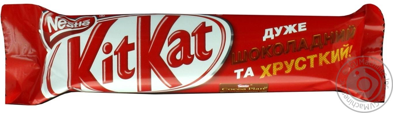 Вафли Nestle Kit-Kat в молочном шоколаде 40г