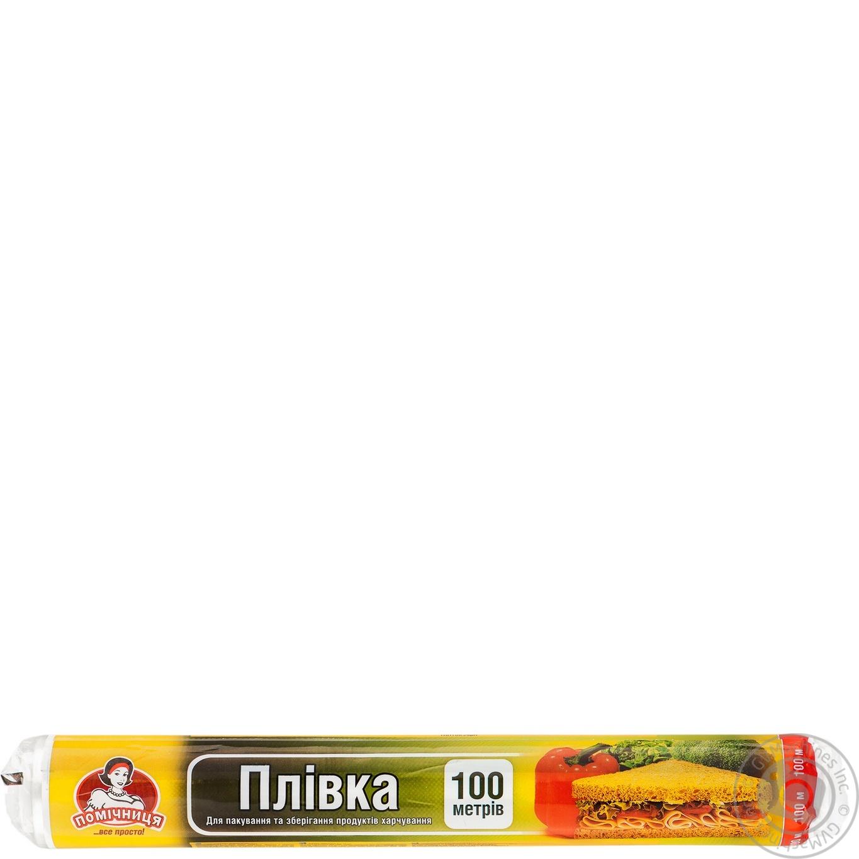 Пленка пищевая Помошница 29см*100м 1шт