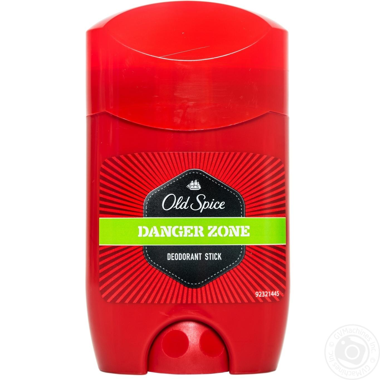 Дезодорант Old Spice Danger Zone твердый 50мл