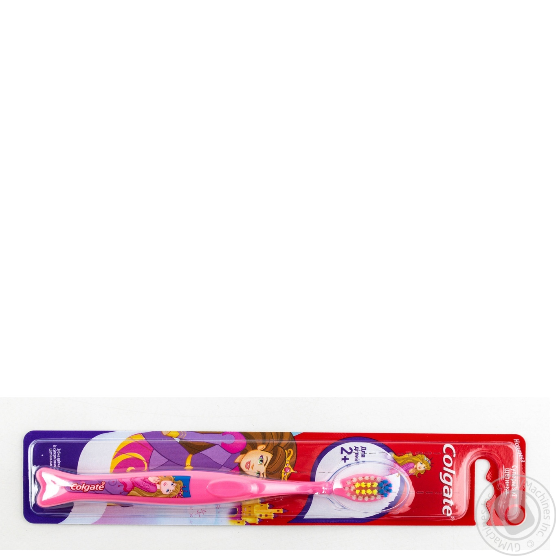 Щетка зубная Colgate супермягкая для детей от 2-х лет 1шт