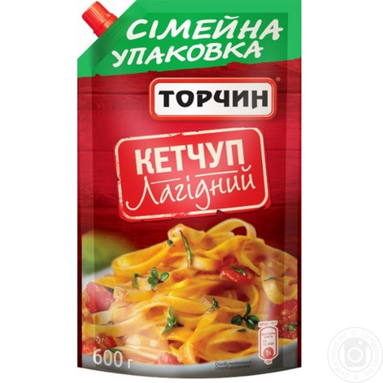 Кетчуп Торчин Нежный 600г