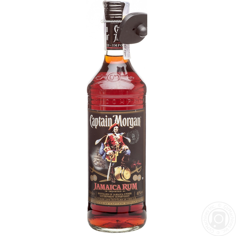 Ром Captain Morgan Jamaica 700мл