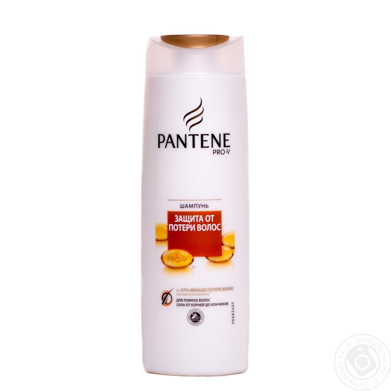 Шампунь Pantene Защита от потери волос 400мл