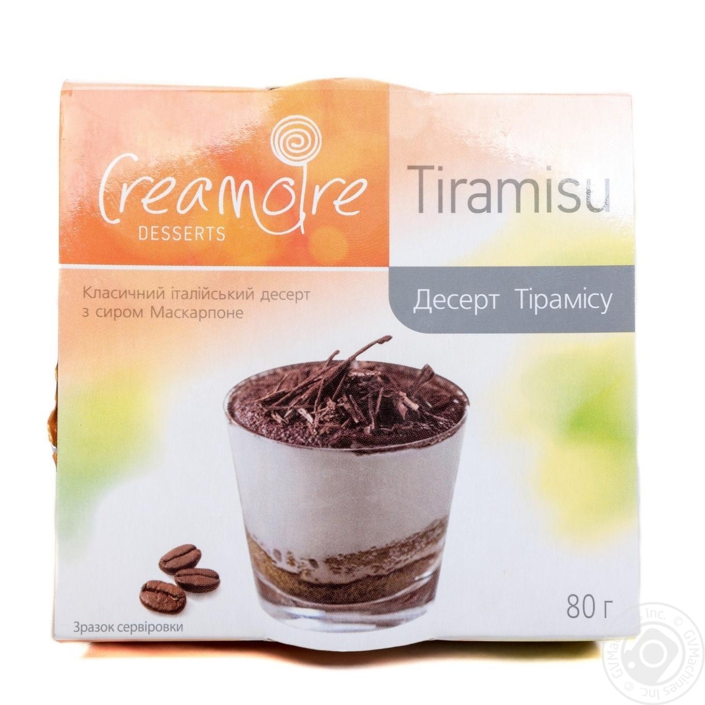 Десерт Кремуар Тирамису 80г