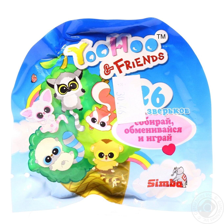 Игрушечный набор Simba Yoohoo & Friends