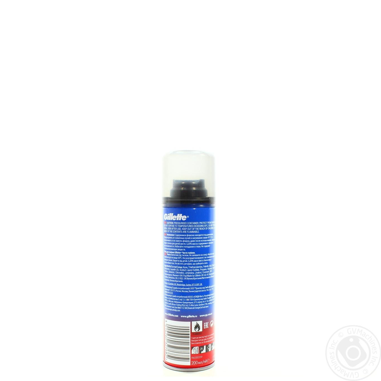 Пена для бритья Gillette Classic Clean 200мл