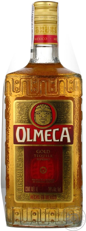 Текила Olmeca Голд 1л