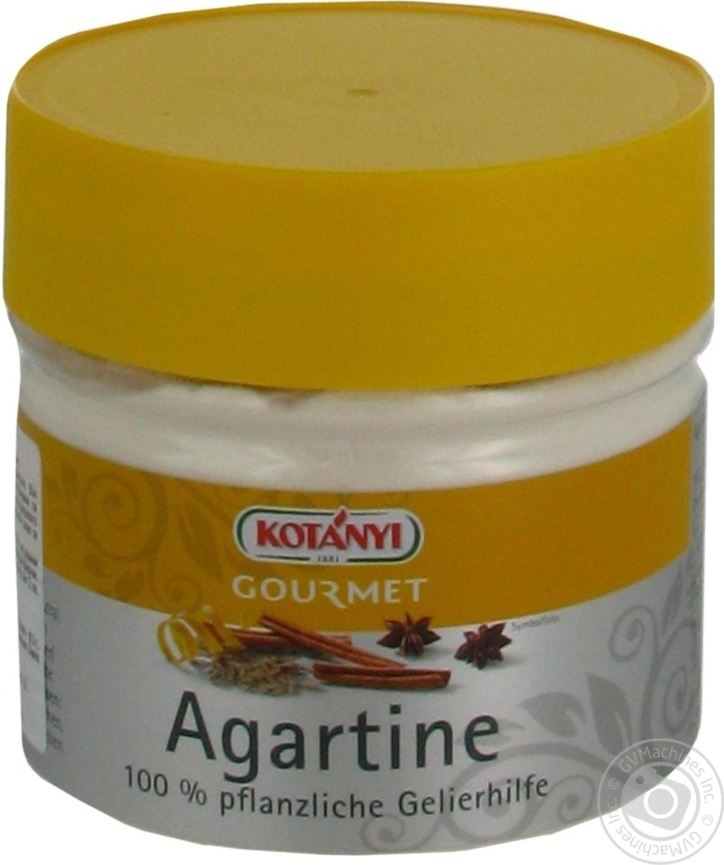 Агар-агар KOTANYI растительный 205г